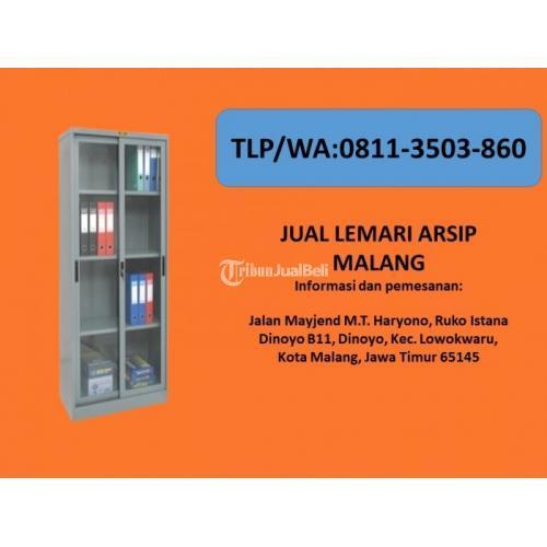 Lemari Minimalis Astrobox Atlantis 2P-1/2T Pintu Ayun Include Laci - Malang