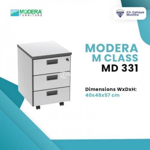 Meja Kantor Meja Kerja Modera M Class MOD 122 Banyak Varian - Malang