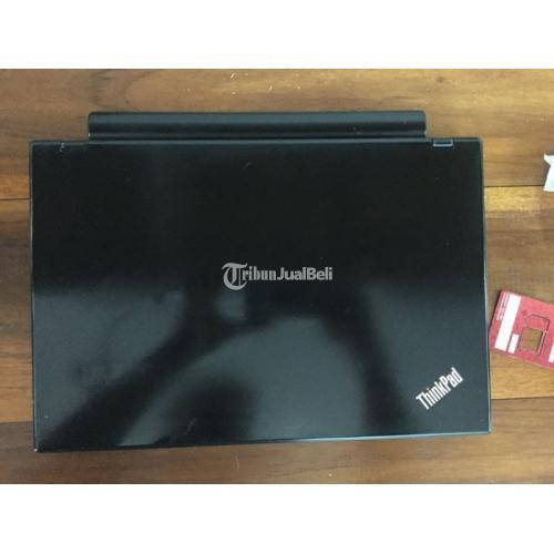 Laptop Lenovo Thinkpad X100e AMD Althon RAM 4GB Bekas Mulus Normal - Wonogiri
