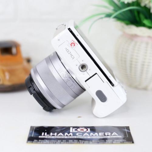 Kamera Canon EOS M3 Kondisi Bekas Terawat Mulus Harga Nego - Mojokerto