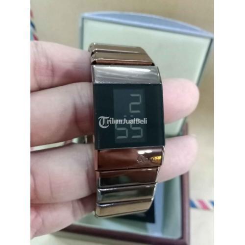 Jam Tangan Alexandre Christie 9100 LH untuk Wanita Bekas Fungsi Normal - Bekasi