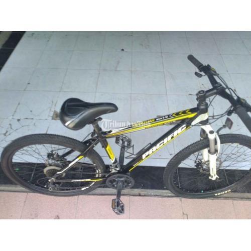 Sepeda Pacific Tranzline ATX 1.0 Ban 26inch Bekas Mulus Harga Nego - Medan