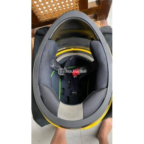Helm Grex G61 By Nolam Size L Bekas Mulus Nyaman Dipakai Harga Nego  - Bekasi