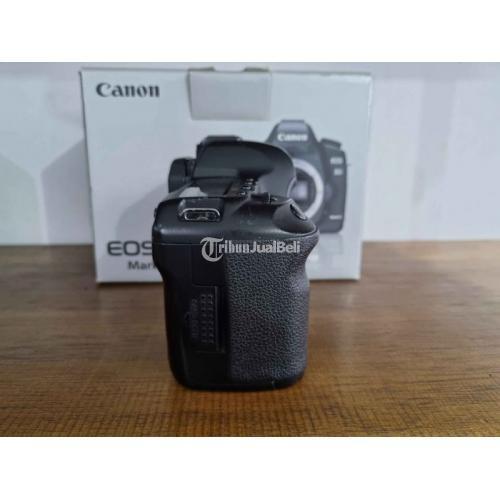 Kamera DSLR Canon 5D Mark II Full Frame 21 MP Full HD Video Bekas Fullset Mulus - Jogja