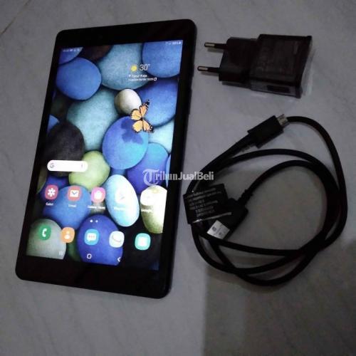 Tablet Samsung Galaxy Tab A8 2019 Ram 2/32Gb Fullset Bekas Harga Nego - Denpasar