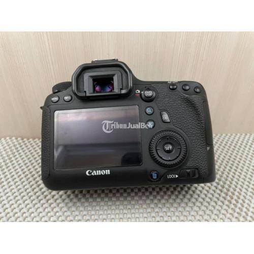 Kamera Canon EOS 6D Wifi Body Only Fullset Bekas Normal No Jamur - Jakarta Selatan