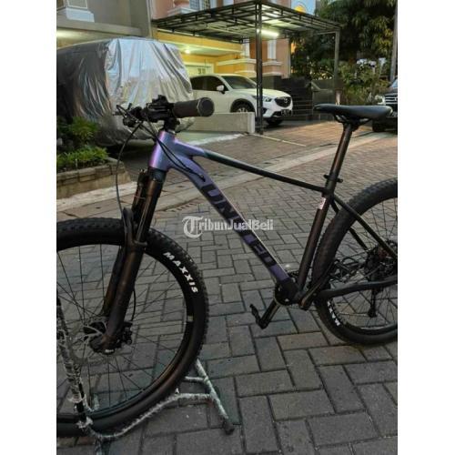 Sepeda MTB United Clovis 8 Size M Frame Alloy Full Original Bekas - Jakarta Utara