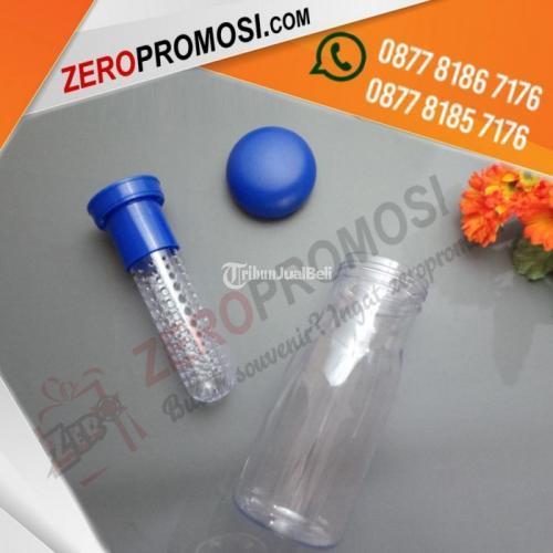 Souvenir Tumbler Promosi Infused Water Custom Kode WB-105 - Tangerang