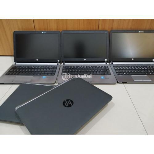 Laptop HP Probook 430 G2 i5 Bekas Normal Mulus Nominus Harga Murah - Semarang