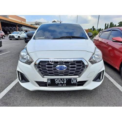 Mobil Datsun Go 2019 Bekas Siap Pakai Like New KM Rendah Pajak Panjang - Semarang