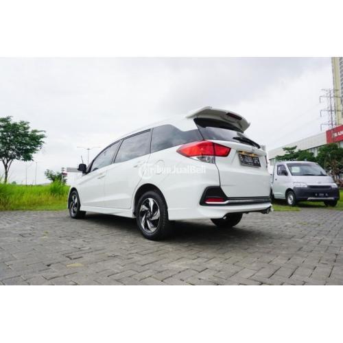 Mobil Honda Mobilio RS AT 2014 Bekas Standar Orisinil Harga Diskon - Surabaya