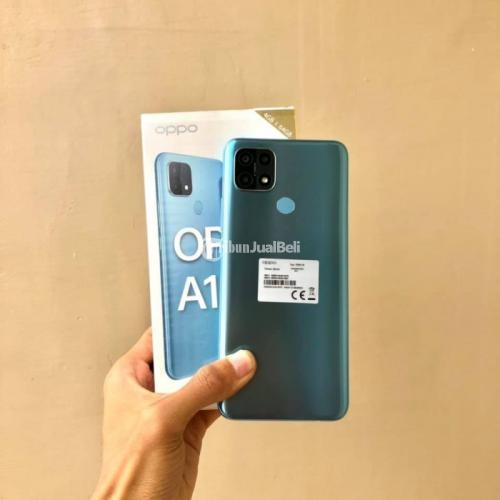 HP Oppo A15s 4/64Gb Fullset Bekas Normal No Minus Bisa TT - Surabaya
