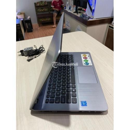 Laptop Asus X441S Ram 2 Gb Hdd 500Gb Windows 10 Bekas Normal - Denpasar