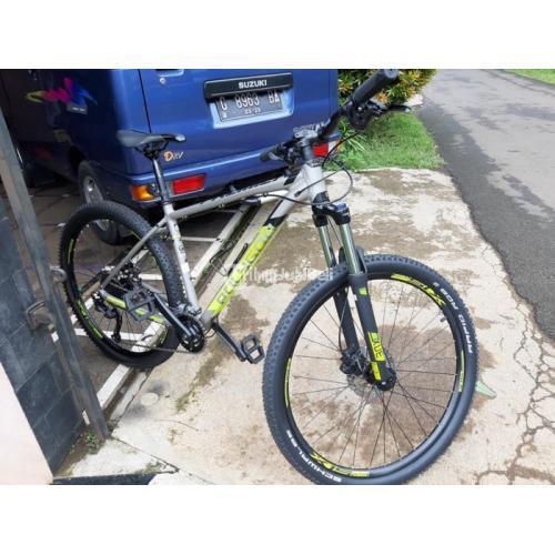 Sepeda Polygon Premier 5 Bekas Kondisi Normal Mulus Harga Murah - Semarang