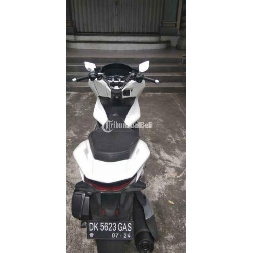 Motor Honda PCX 150 2019 Bekas Mulus Samsat Hidup Siap Pakai - Tabanan