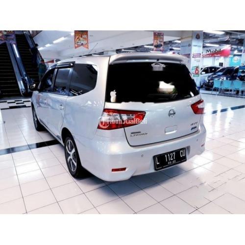 Mobil Nissan grand Livina XV MT 2017 Bekas Pajak Aktif Harga Diskon - Surabaya
