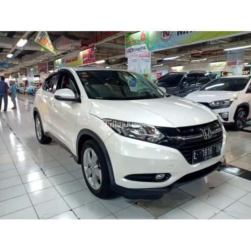 Mobil Honda HR-V S CVT AT 2017 Bekas Normal Mulus Harga Diskon - Surabaya