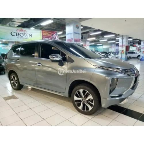 Mobil Mitsubishi Xpander ultimate AT 2018 Bekas Surat Lengkap Bergaransi - Surabaya