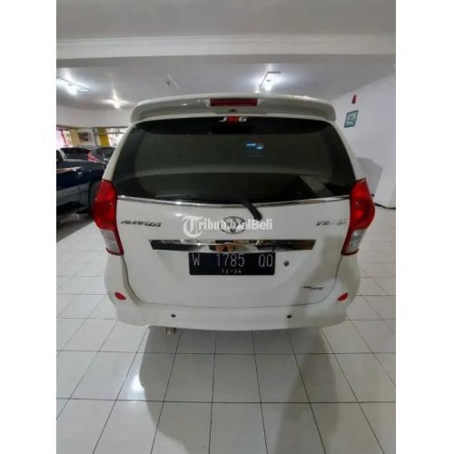 Mobil Toyota Avanza Veloz 1.5 AT 2015 Bekas Surat Lengkap Harga Diskon - Surabaya