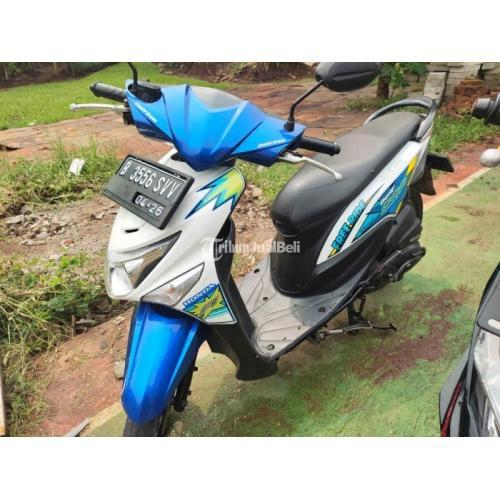 Motor Honda Beat2016 Bekas Bisa TT Pajak Baru Mesin Mulus Harga Nego - Jakarta Timur