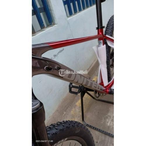 Sepeda United Clovis 5 Size M 27.5 Inc Baru Free Ongkir Harga Murah - Palembang