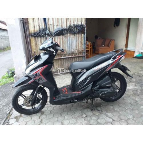 Motor Honda Vario 110cc F1 2018 Surat Lengkap Pajak Hidup Bekas Nomal - Denpasar
