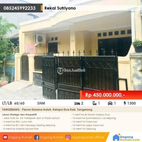 Dijual Cepat Rumah Selangkah ke BSD City dan Summarecon Serpong