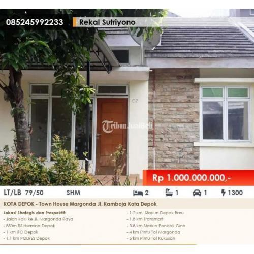 Dijual Cepat Rumah Minimalis Belakang POLRES dan Bank BJB
