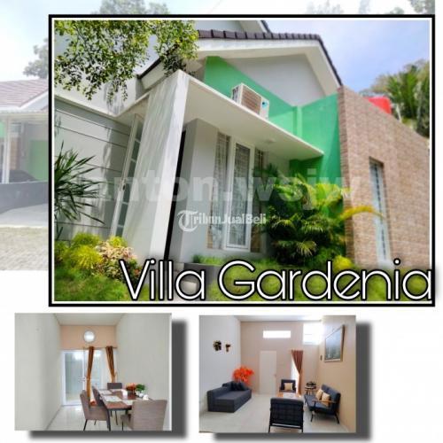 Dijual Rumah Baru Siap Huni FULL Furnished HOOK. Lt 148㎡ Lb 76㎡ Perum VILLA Gardenia - Bantul