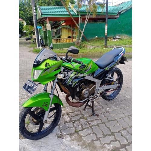 Motor Kawasaki Ninja 2012 Bekas Mulus Orisinil Surat Lengkap Pajak Aktif - Makassar