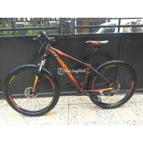 Sepeda MTB Polygon Premier 5 Bekas Mulus Like New Normal Original - Makassar