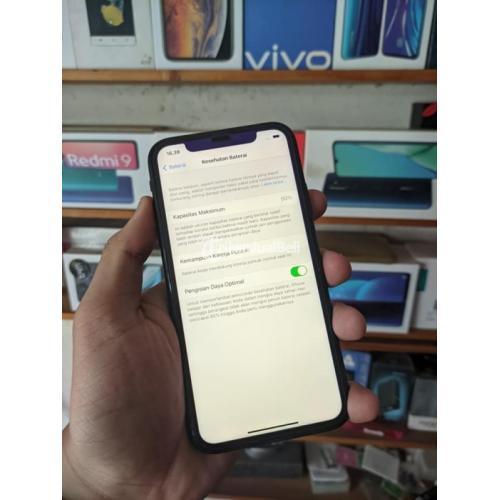 HP iPhone XR 128Gb Garansi iBox Fullset Bekas Mulus No Minus - Balikpapan