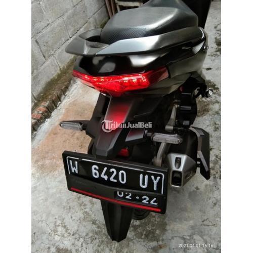 Motor New Vario 150 cc 2019 Warna Hitam Doff Bekas Surat Lengkap - Surabaya