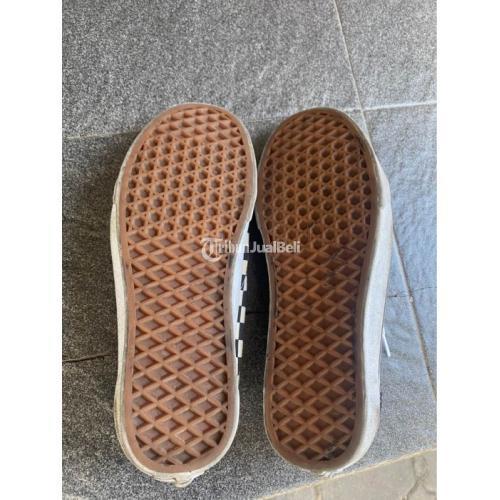 Sepatu Vans Original 100% Ukuran 7 / 39 Men / 25 cm Second Like New Harga Nego - Bandung