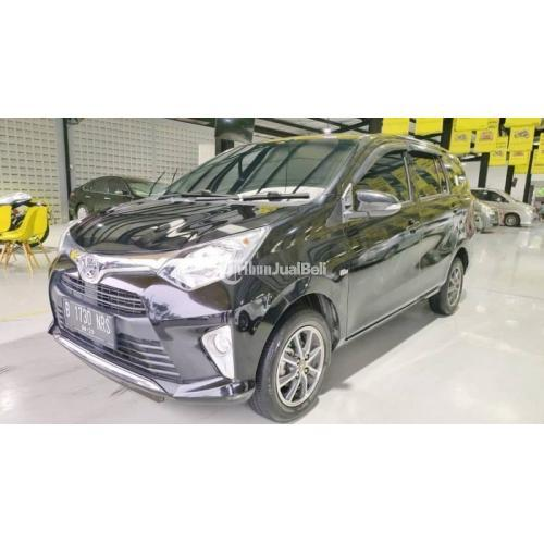 Mobil MPV Toyota Calya G MT 2018 Bekas Surat Lengkap Harga Promo - Jakarta