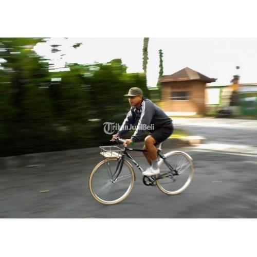 Sepeda Taxi London Full Upgrade Bekas Mulus Normal Harga Nego - Denpasar