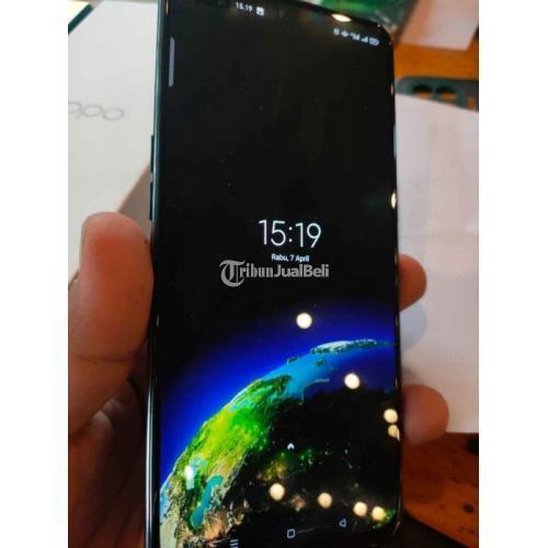 HP Oppo Reno 4F 8/128GB Bekas Like New Normal Lengkap Garansi Panjang - Surabaya