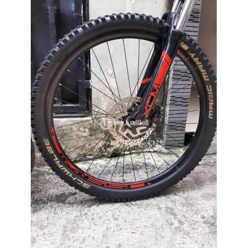 Sepeda MTB Polygon Siskiu D5 Handlebar SLR Stem Wake Bekas Normal - Jakarta Selatan