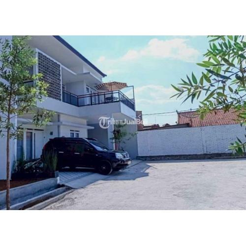 Dijual Rumah Full Furnished 2 Lantai One Gate System SHM IMB Luas 160 m2 - Bandung
