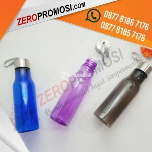 Souvenir Tumbler Custom Popular Bottle Kode WB-111 Bahan Plastik - Tangerang