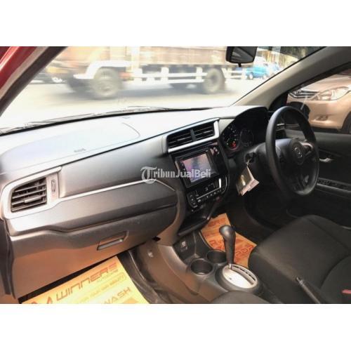 Mobil Honda BR-V  1.5  E  CVT  2016 Pajak Panjang Bekas Mulus Terawat - Sidoarjo