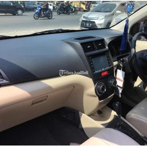 Mobil Toyota Allnew Avanza  1.3  G automatic 2013 Bekas Pajak Panjang - Surabaya
