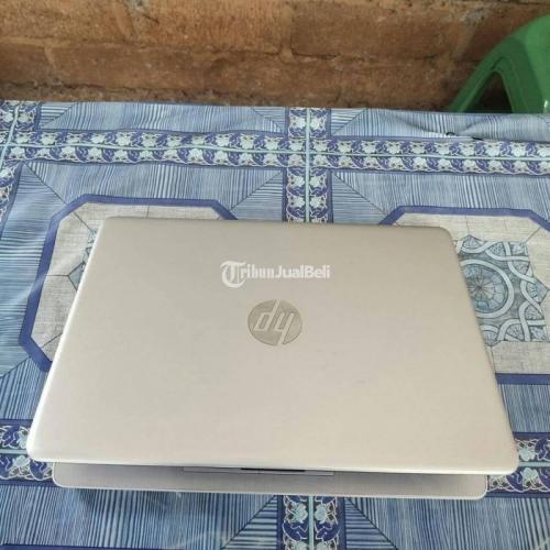 Laptop HP 14S Bezelles Slim Ram 4Gb HDD 1Tb Bekas Mulus Fullset - Semarang