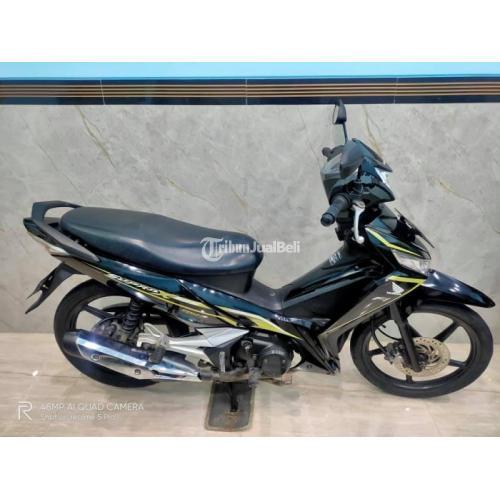 Motor Honda Supra X 125 F1 2016 Surat Lengkap Pajak Hidup Mesin Halus - Surabaya