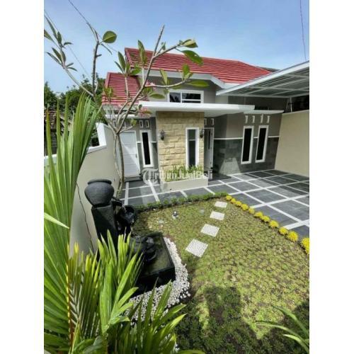 Dijual Rumah Baru Minimalis Luas 121 m² Lokasi Strategis Kitchen Set Harga Nego - Slema
