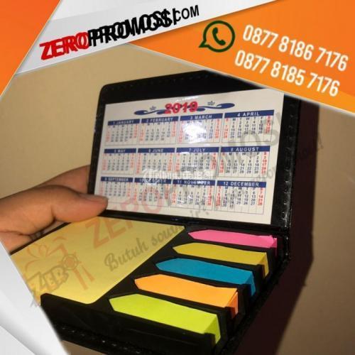 Souvenir Kantor Sticky Note Kode 302 Harga Belum Termasuk Cetak Logo - Tangerang