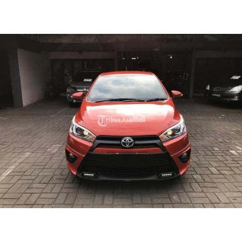 Mobil Toyota allnew Yaris  TRD Sportivo  CVT  2016 Bekas Surat Lengkap - Surabaya