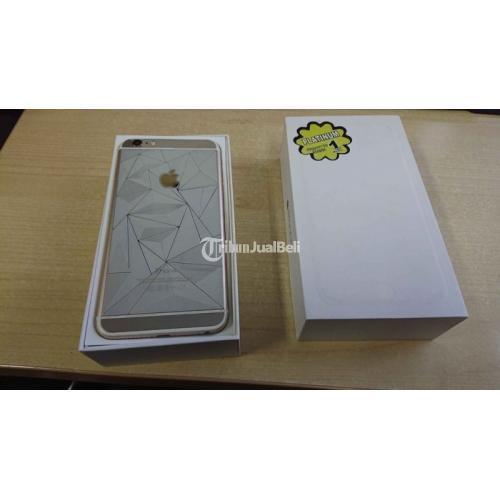 HP iPhone 6s 64Gb Bekas Fullset Fungsi Normal Mulus No Minus - Surabaya