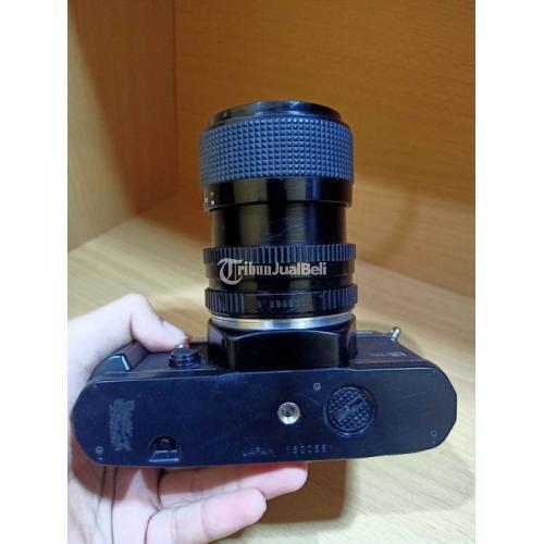 Kamera Yashicha FX 3 Super 2000 Analog Bekas Fungsi Normal Harga Nego - Bekasi