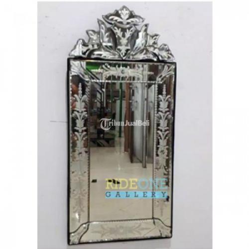 Cermin Dinding Hias Venetian Wall Mirror Kualitas Terbaik Size 50x100Cm - Bantul
